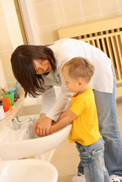 training as a child care worker