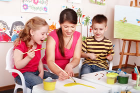 Careers in Childcare